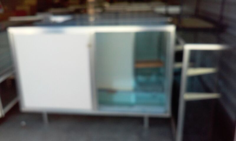 glass show cases