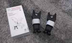 Bugaboo Cam Adaptors for Maxi Cosi Capsule Ruse Campbelltown Area Preview