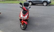 Envygo 2014 60cc Scooter, $1000 NEGOTIABLE, great condition Bundall Gold Coast City Preview