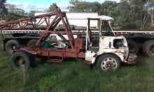 AUSTIN 1958 MODEL CRANE TRUCK Millendon Swan Area Preview