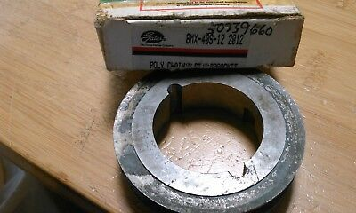 Gates 8mx-40s-12 2012 Timing Pulley