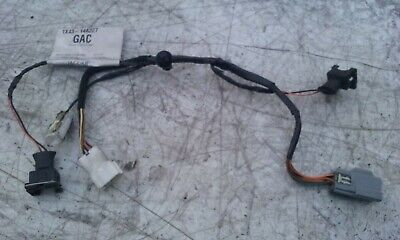 JAGUAR BOOT LID WIRE LOOM 1X4314A227GAC X TYPE 2001>09 SALOON 2.0 D TDCi SEL JV