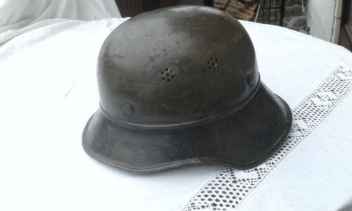 WW2 Bulgarian WWII German Type Army Helmet & Original Decal
