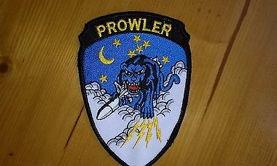 """US Navy Prowler EA-6B Patch RP-1 4.5""""x3"""""""