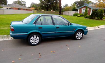 corolla, smooth reliable runabout Holden Hill Tea Tree Gully Area Preview