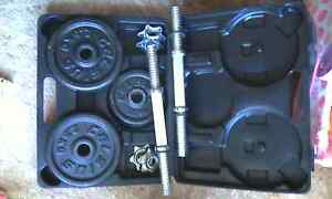Dumbell set Maitland Maitland Area Preview