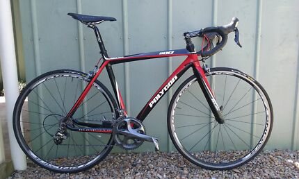 POLYGON HELIOS 800 Full carbon road bicycle Blacktown Blacktown Area Preview