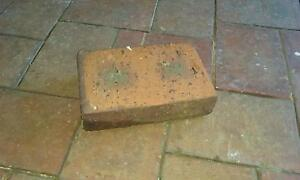 Red brick pavers 100m2 Golden Grove Tea Tree Gully Area Preview