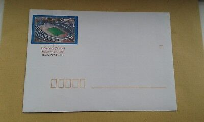 GOTHENBURG IFK GOTEBORK STADE NYA ULLEVI STADIUM PICTURE ON ENVELOPE