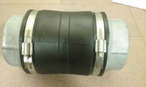 "Crouse-Hinds XD010 XD Series 4"" Expansion Deflection Coupling"