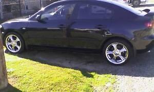 2004  Mazda 3  sport Sedan Kurri Kurri Cessnock Area Preview