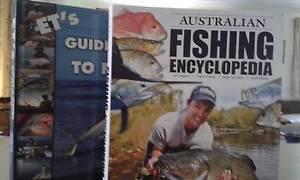 Fishing Books Murwillumbah Tweed Heads Area Preview