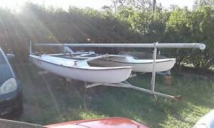 Catamaran  Maricat 4.3 Clontarf Redcliffe Area Preview