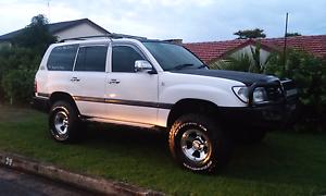 Toyota landcruiser 105 series Wollongong Wollongong Area Preview