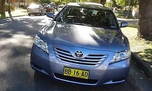 2009 Toyota Camry Sedan Bankstown Bankstown Area Preview