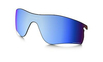 Authentic Oakley Radarlock Path Polarized Prizm Deep Water Lens 101-118-005, used for sale  Shipping to Canada