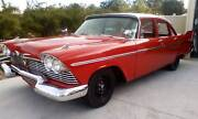 cars for sale 1958  plymouth car for sale $25000- ono Laidley Heights Lockyer Valley Preview