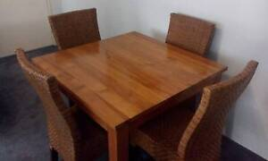 TEAK DINING ROOM TABLE $400 FIRM Coogee Eastern Suburbs Preview