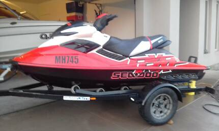 2010 RXP 155 NON SUPER CHARGE RARE AS NEW ECNOMICAL WOW