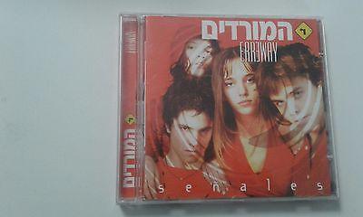 Rebelde  Erreway Ost Israel  Israeli  Cd   Luisana Lopilato