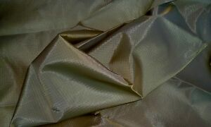 10m OLIVE GREEN PARA RIPSTOP PARACHUTE FABRIC MATERIAL MILITARY ARMY CLOTH RG120