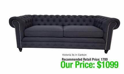 Provincial/ Classic Sofa Sets - 50% off RRP