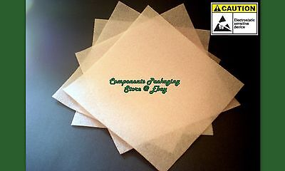 Anti Static Foam For Packaging Electronic Esd Devices Cpus Lot Of 10 20 30 - New