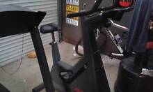 LIFE FITNESS EXCERCISE BIKE 9500HR UPRIGHT EXCERCISE BIKE Scoresby Knox Area Preview