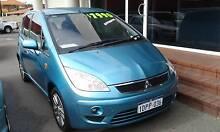 2011 AUTO, VRX MITSUBISHI COLT 5 DOOR HATCHBACK Victoria Park Victoria Park Area Preview