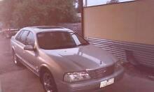 2001 Ford Fairlane ghia Tickford  v8 with sunroof  Sedan Lismore Corangamite Area Preview