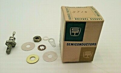 Sarkes Tarzian 3t18 Semiconductor Power Diode Radio Part Nib