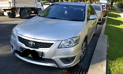 Toyota Aurion 2010 sportivo Gladesville Ryde Area Preview