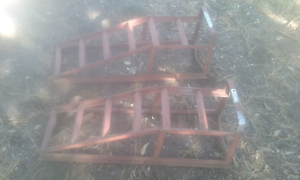 ONE PAIR OF CAR RAMPS Boronia Knox Area Preview