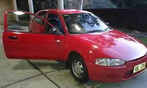 1997 Mitsubishi mirage Yagoona Bankstown Area Preview