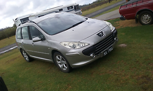 Peugeot 307 touring wagon Telegraph Point Port Macquarie City Preview