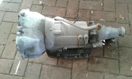 EH Holden Motor 173 & Trimatic Gearbox