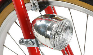 Bicycle-Light-3-LED-Vintage-retro-Classic-Bike-Fixie-City-bike-Front-Light
