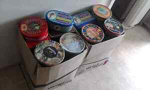 Arnotts tins! Fennell Bay Lake Macquarie Area Preview