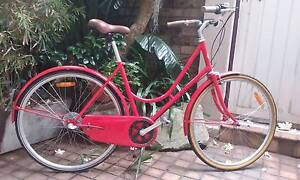 Nixecycles Lullabee Unisex Bike (Vintage Cherry Red) Queens Park Eastern Suburbs Preview
