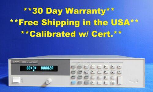 Agilent HP Keysight 6633B Programmable DC Power Supply 50 V 2 A 100 W