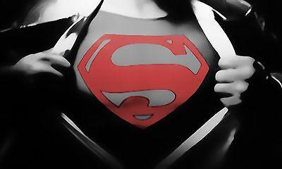Pop-art Comic (POSTER BILD BILDER XXL POPART SUPERMAN CLARK KENT COMIC METROPOLIS BIS 150x90 )
