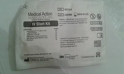Medical Action Iv Start Kit Wtegaderm And Chloraprep Frepp1.5ml-statlock 967014
