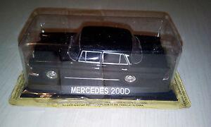 Modelcar-1-43-Legendary-Cars-MERCEDES-200D