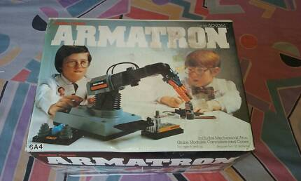 Robot Armatron Radio Shack New in Box Kewdale Belmont Area Preview