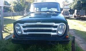 1960 Dodge Other Other INTERNATIONAL AB 120 TRAVEL-ALL PANELVAN Woodburn Richmond Valley Preview