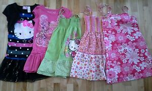 Summer dresses size 10-12
