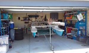 Hawke Catamaran plus trailer Wanneroo Wanneroo Area Preview