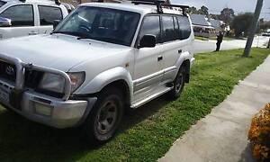 1997 Toyota LandCruiser Wagon Bayswater Bayswater Area Preview