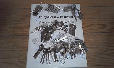 Vintage Ilco Key Blanks Lot Of 100 Silver