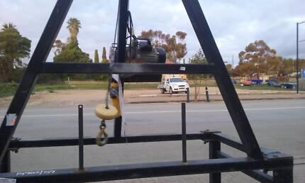 lifting gib Blyth Wakefield Area Preview